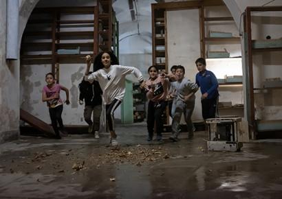 "Résidence ""Arachné"" de Nejma Zeghidi, 2019-2020"