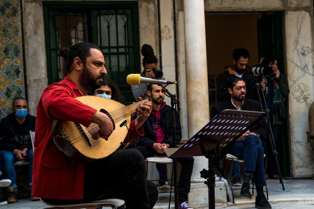 Concert Rébétiko Maalouf de Nidhal Yahyaoui